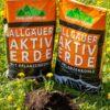Allgäuer Aktiv Erde mit Pflanzenkohle