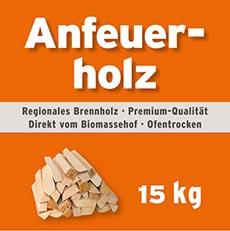 Anfeuerholz 15kg