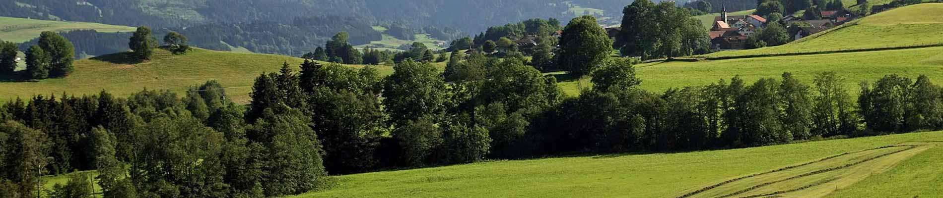 Natur-Landschaft Allgäu