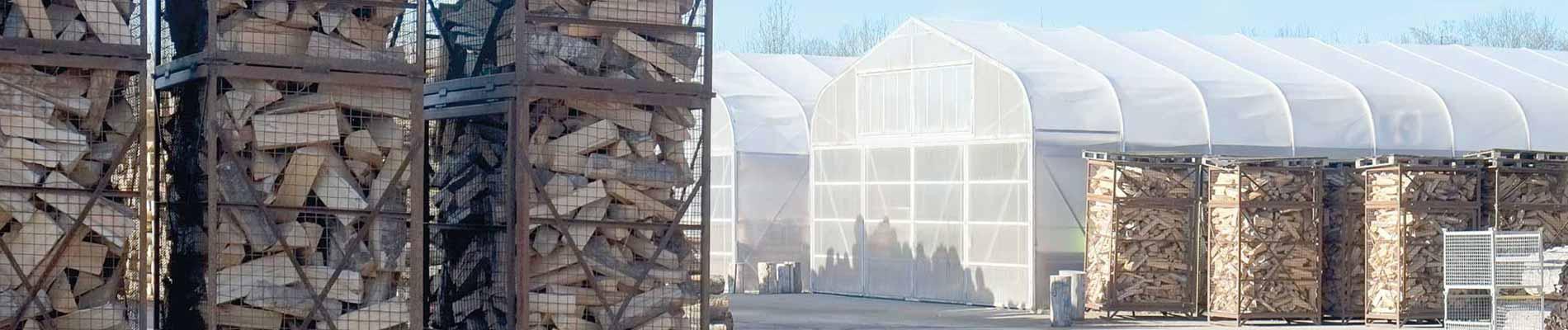 Biomassehof Gelände