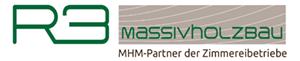 Logo R3 Massivholzbau