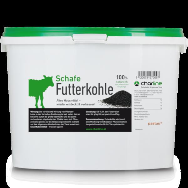 Futterkohle für Schafe 3,5 kg
